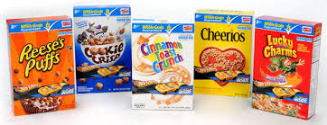 Exp 09/22/2018 Any General Mills Cereals Listed $1 on 3