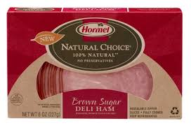 Exp 05/07/2018 Any Hormel Natural Choice Deli Sandwich Meat $.50 on 1