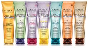 Exp 05/26/2018 Any L'Oreal Paris Ever Haircare Product $3 on 1