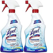 Exp 02/20/2018 Any Lysol All Purpose Cleaner or Lysol Power Bathroom Cleaner $.50 on 1