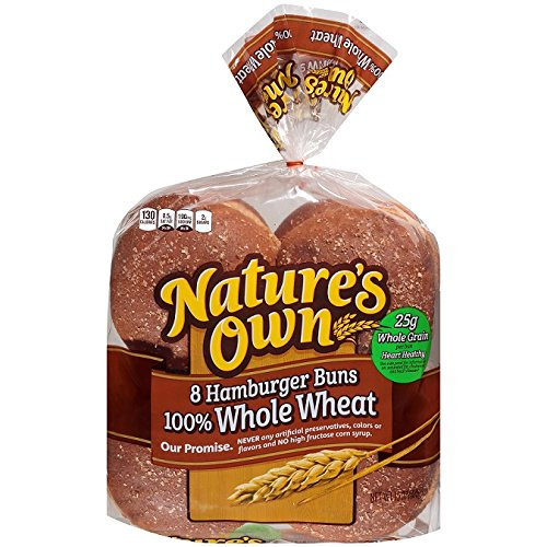 Exp 09/05/2018 Any Nature Own Buns $.50 on 1