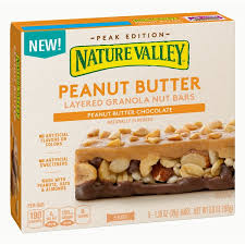 Exp 05/05/2018 Any Nature Valley Layered Granola Bars $.50 on 1