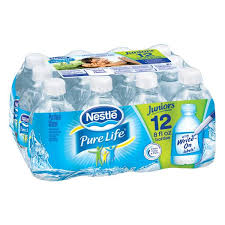 Exp 09/05/2018 Any Nestle Pure Life Purified Water 8 oz Multi-packs $1 on 2