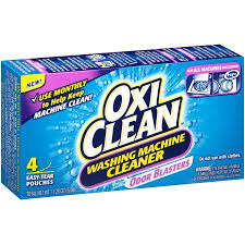 Exp 06/20/2018 Any OxiClean Washing Machine Cleaner $1 on 1