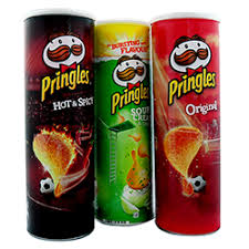Exp 03/11/2018 Any Pringles Full Size Cans $ 1 on 4