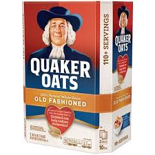Exp 03/10/2018 Any Quaker Old Fashion,Quick or Instant Oats or Quaker Squares Cereal $1 on 2