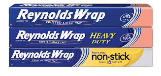 Exp 02/28/2018 Any Reynolds Wrap Foil $.55 on 1