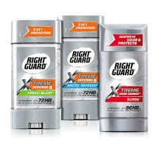 Exp 08/19/2018  Any Right Guard  Xtreme Antiperspirant and/or Deodorant $1 on 1