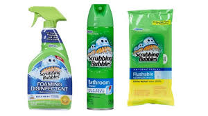 Exp 02/17/2018 Any Scrubbing Bubbles Bathroom cleaning Products $1.50 on 2
