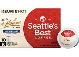 Exp 09/29/2018 Any Seattle's Best Coffee K-cup Pack  $1 on 1