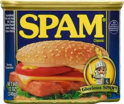 Exp 01/01/2018 Any Spam Products $1 on 2