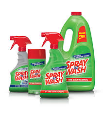 Exp 10/05/2018 Any Spray n Wash Laundry Stain Remover $1 on 1
