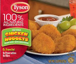 Exp 09/30/2018 Any Tyson Chicken Nuggets $1.50 on 2