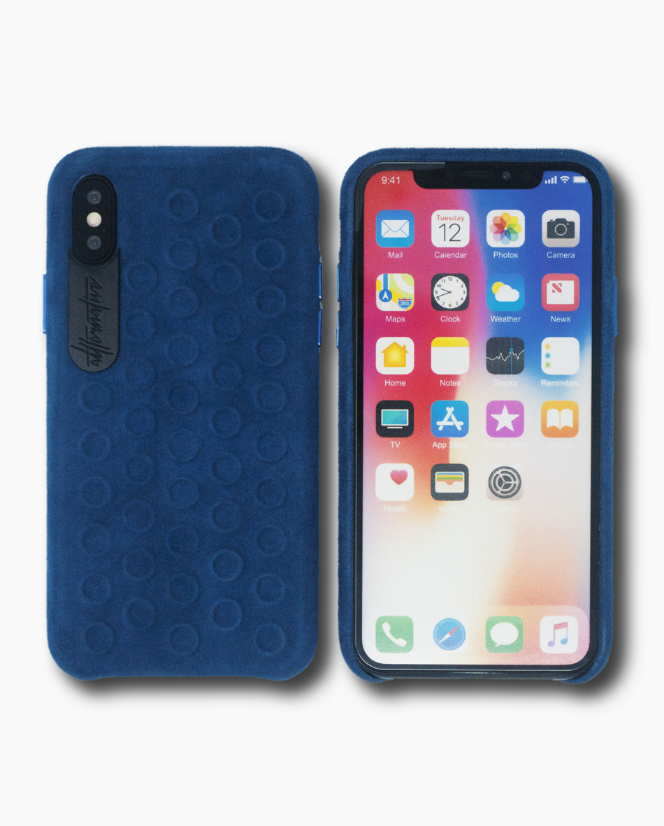 Altternative Iphone XS leather Case Moon