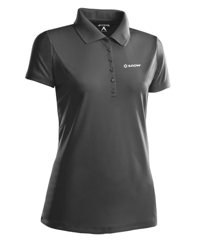 Antigua Ladies' Xtra-Lite Pique Polo