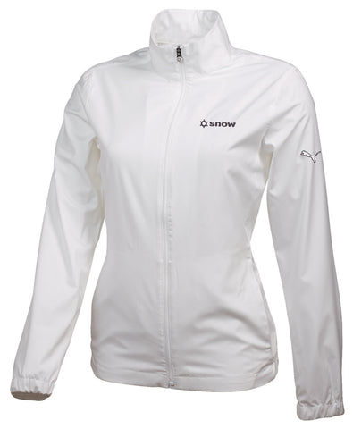 Puma Ladies' Golf Full-Zip Wind Jacket