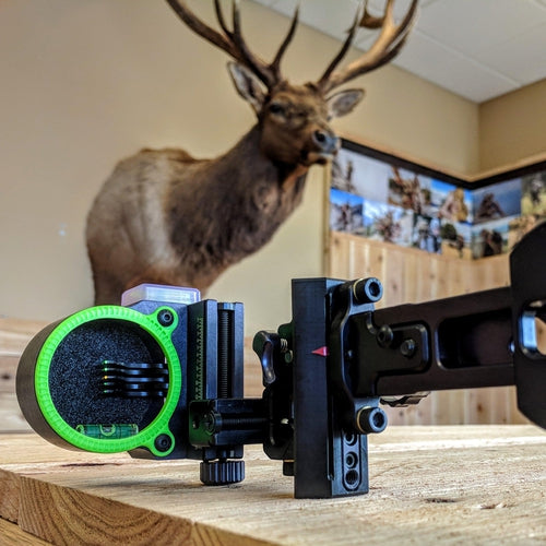 The Perfect Western Hunting Bow Sight, made Perfecter...