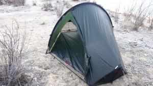 Enan Outer Tent with footprint