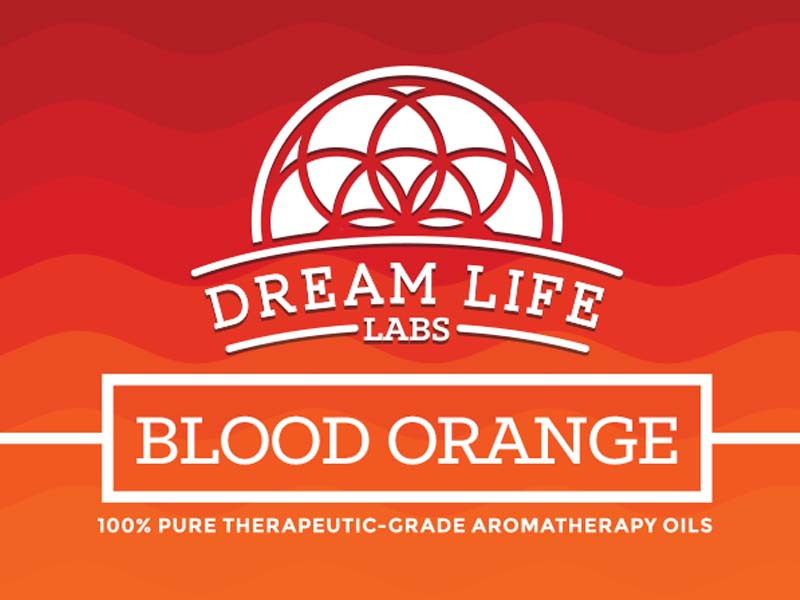 Blood Orange Essential Oil 15ml (0.5oz)