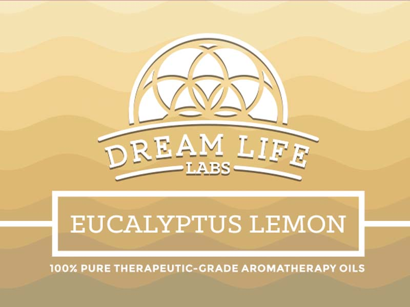 Eucalyptus Lemon Essential Oil 15ml (0.5oz)