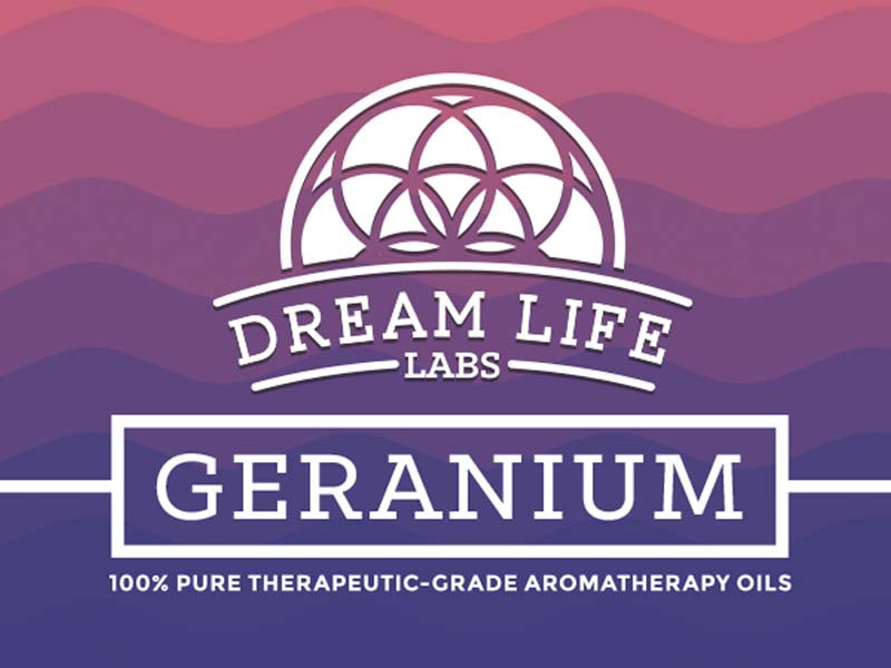 Geranium Essential Oil 15ml (0.5oz) - SVC, LLC
