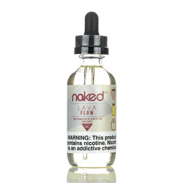 Lava Flow 60ml E-Liquid by Naked100