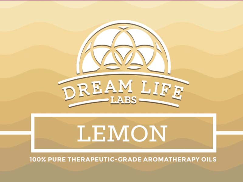 Lemon Essential Oil 15ml (0.5oz) - SVC, LLC