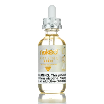 Amazing Mango ICE 60ml E-Liquid by Naked100 - SVC, LLC