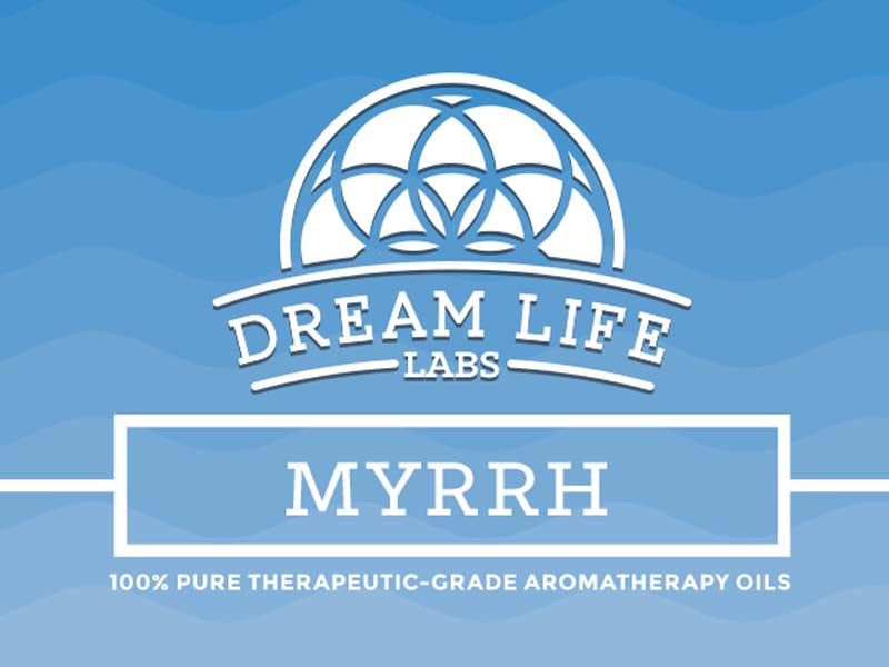 Myrrh Essential Oil 15ml (0.5oz) - SVC, LLC