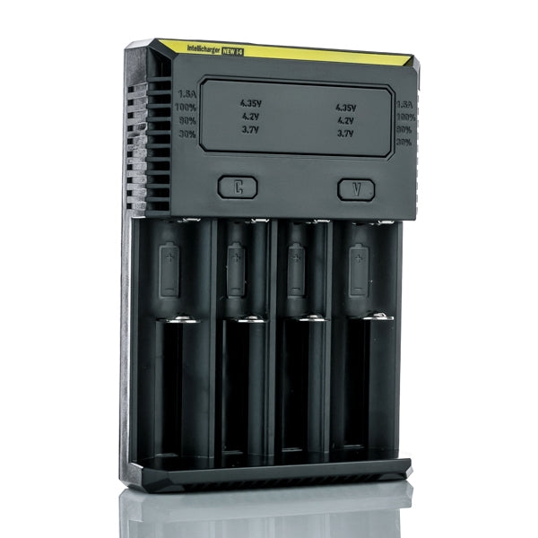 Nitecore New i4 Intellicharger Battery Charger - Four Bay