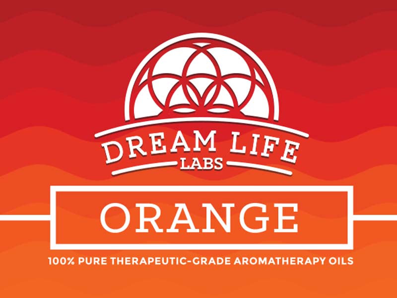 Orange Essential Oil 15ml (0.5oz)
