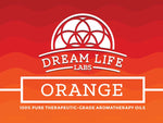Orange Essential Oil 15ml (0.5oz) - SVC, LLC