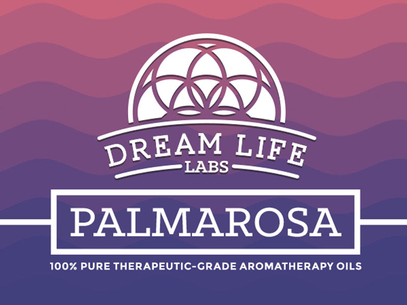 Palmarosa Essential Oil 15ml (0.5oz) - SVC, LLC
