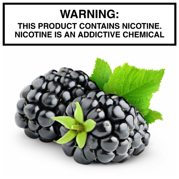 Blackberry E-liquid - SVC, LLC