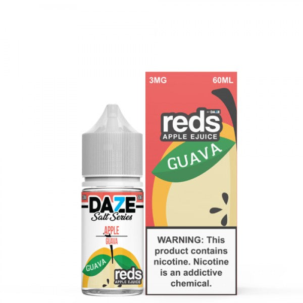 Reds Guava Apple 30ml Salt Eliquid