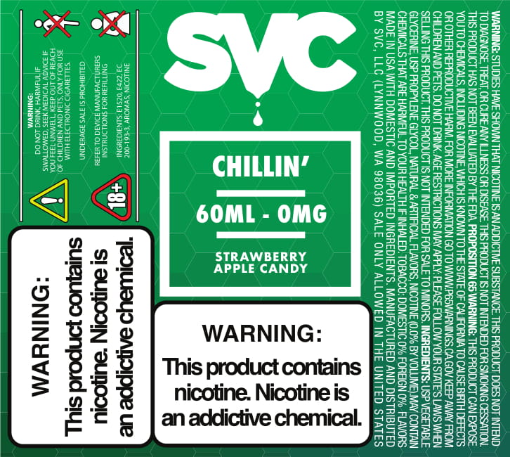 Chillin by SVC - SVC, LLC