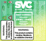 Holy Cannoli 60ml E-liquid by SVC - SVC, LLC