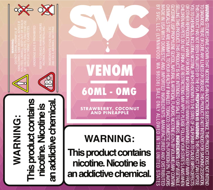 Venom by SVC - SVC, LLC