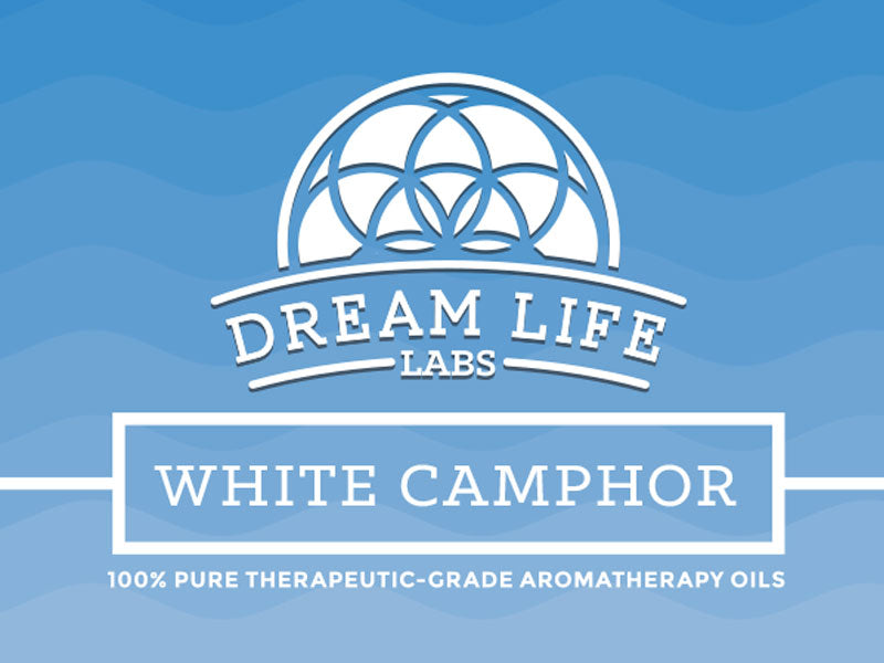 White Camphor Essential Oil 15ml (0.5oz) - SVC, LLC