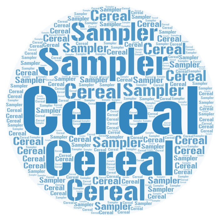 SVC Cereal Sampler 120ml 4x30ml