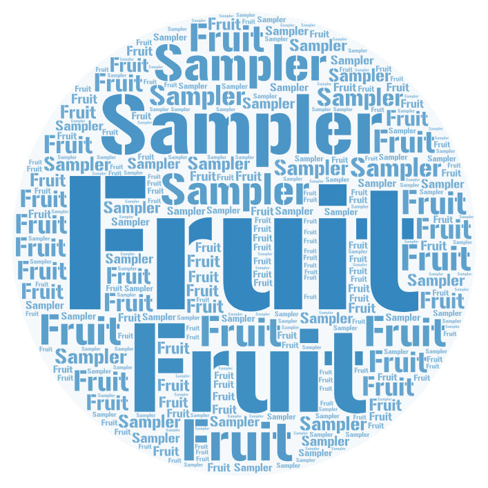 SVC Fruit Sampler 120ml 4x30ml