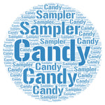SVC Candy Sampler 120ml 4x30ml