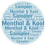 SVC Menthol & Chill Sampler 120ml 4x30ml