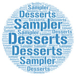 SVC Dessert Sampler 120ml 4x30ml
