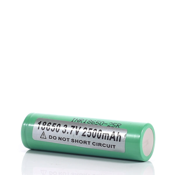 Samsung INR18650-25R 2500 mAh 20A Battery