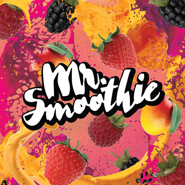 Mr. Smoothie E-liquid by Famous Eliquid