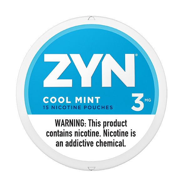 Cool Mint ZYN Nicotine Pouches