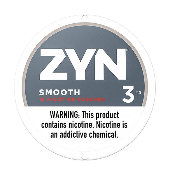 Smooth ZYN Nicotine Pouches