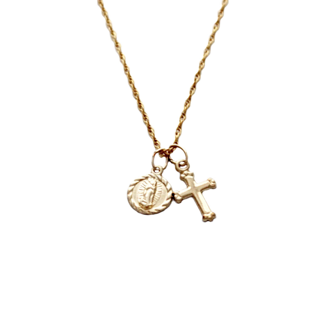 Sacrament Gold Necklace