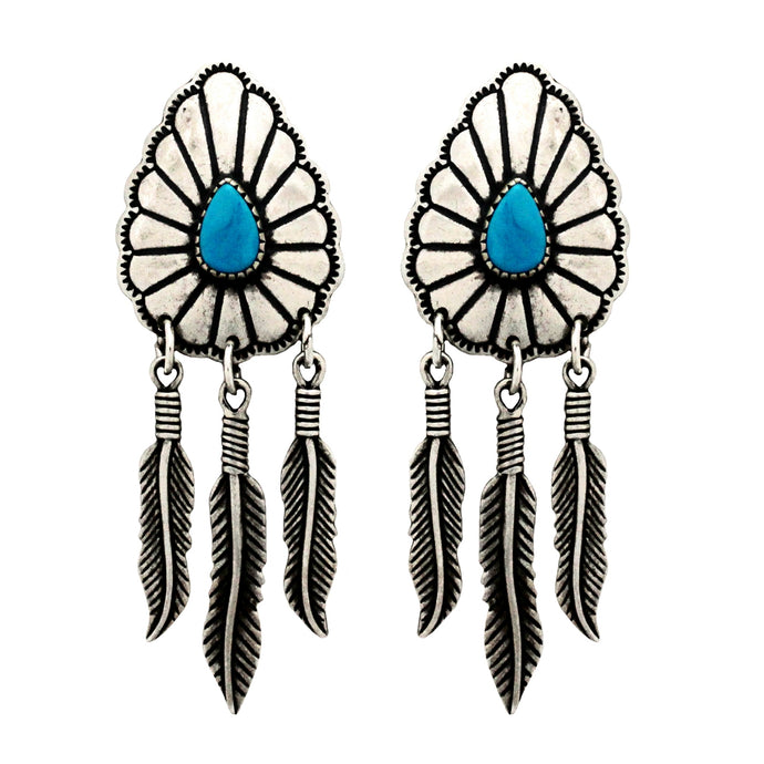 Canyon Bandit Earrings